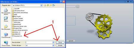 Import de donn es logiciel garage for Gad garage v9