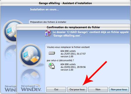 Mise jour logiciel garage for Gad garage mise a jour