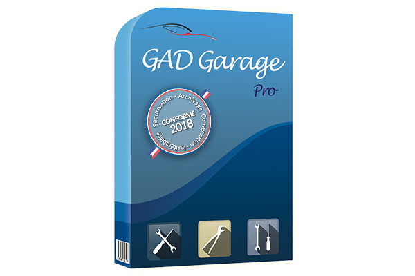 Logiciel garage v10 conforme cgi art 286 i 3 bis for Gad garage v10